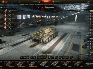 World of Tanks - Screen 1