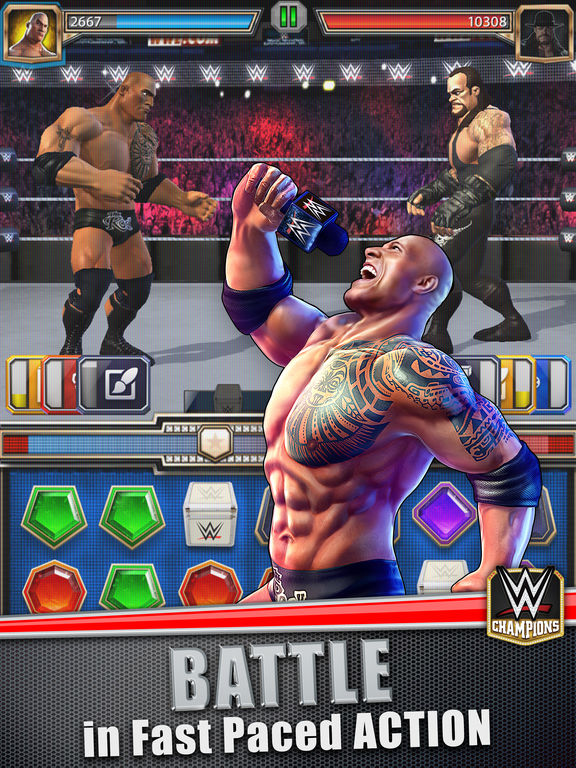 WWE: Champions - Screen 1