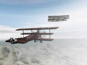 WWI Aces of the Sky - Screen 1