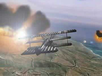 WWI Aces of the Sky - Screen 2