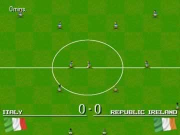 Yoda Soccer - Screen 2