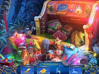 Yuletide Legends: Frozen Hearts Collector's Edition - Screen 2