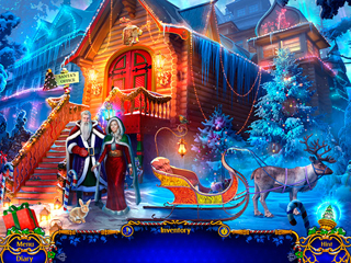 Yuletide Legends: The Brothers Claus Collector's Edition - Screen 1