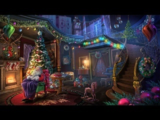 Yuletide Legends: Who Framed Santa Claus Collector's Edition - Screen 1