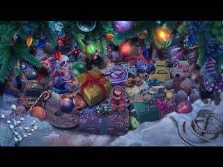 Yuletide Legends: Who Framed Santa Claus Collector's Edition - Screen 2