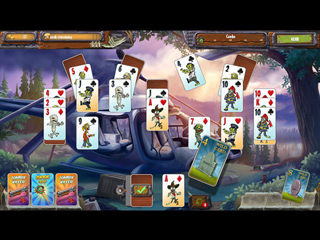 Zombie Solitaire 2 - Chapter 2 - Screen 1