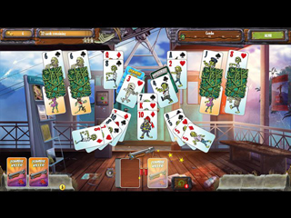 Zombie Solitaire 2 - Chapter 2 - Screen 2