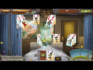Zombie Solitaire 2 - Chapter 3 - Screen 1