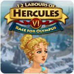 12 Labours of Hercules 6 - Race for Olympus