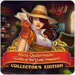 Alicia Quatermain: Secret of the Lost Treasures Collector's Edition