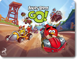 angry birds go game free play