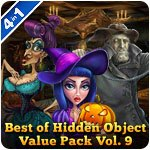 Best of Hidden Object Value Pack Vol. 9