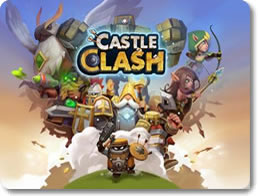 castle clash for pc download free