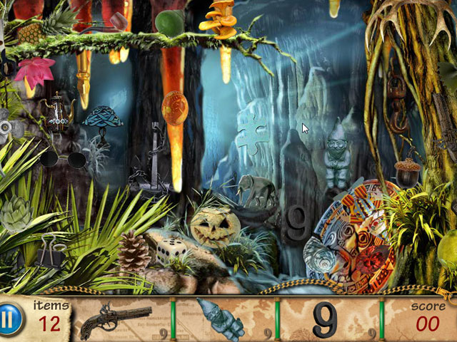 Detective Mystery - Hidden Object Collection