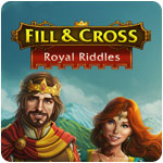 Fill and Cross Royal Riddles