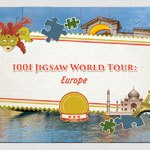 Game 1001 Jigsaw World Tour - Europe