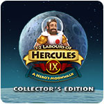 12 Labours of Hercules IX: A Hero's Moonwalk - Collector's Edition