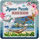 Jigsaw Puzzle - Beach Season