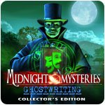 Midnight Mysteries: Ghostwriting Collector's Edition