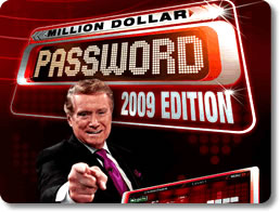 Million Dollar Password 2009 Edition