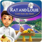Rat and Louie - Cook from the Heart