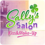 Sally's Salon: Kiss and Make-Up