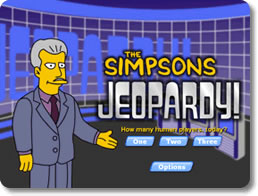 The Simpsons Jeopardy Game Review - Download and Play Free Version!