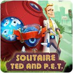 Solitaire - Ted and P.E.T