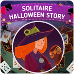 Solitaire - Halloween Story