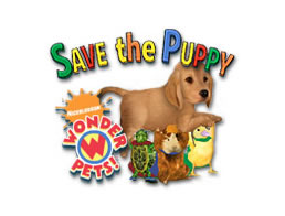 Wonder Pets Save the Puppy