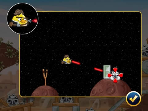 Angry birds stars wars download and play on pc han solo angry bird altavistaventures Images