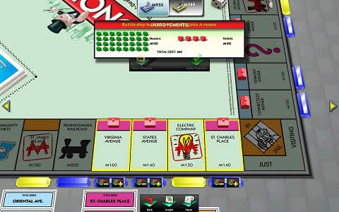 monopoly computer game free