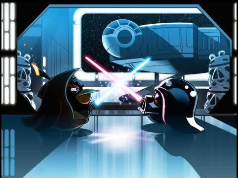 Angry birds stars wars game review download and play free version!
