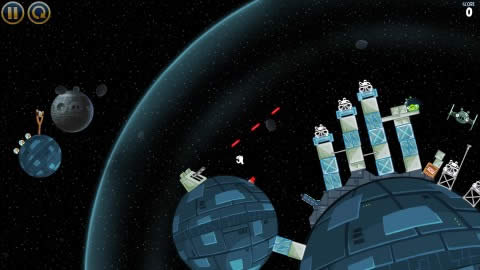 Angry Birds Rebel Pilots